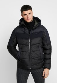G-Star - WHISTLER - Winter jacket - dark black - 0