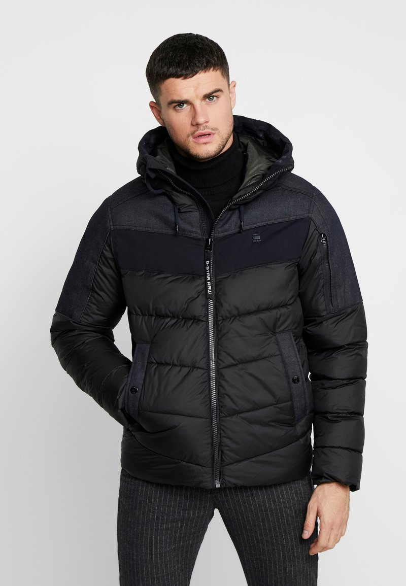 G-Star - WHISTLER - Winter jacket - dark black