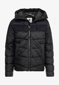 G-Star - WHISTLER - Winter jacket - dark black - 4