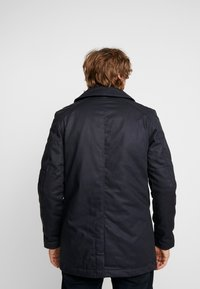 G-Star - PEACOAT - Abrigo corto - dark blue denim - 2