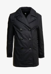 G-Star - PEACOAT - Abrigo corto - dark blue denim - 4