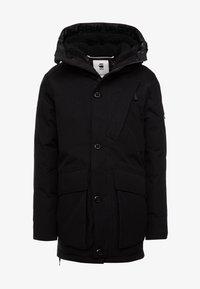G-Star - SHORT - Zimní kabát - dark black - 5
