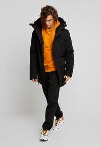 G-Star - SHORT - Zimní kabát - dark black - 1