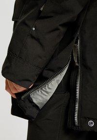 G-Star - SHORT - Zimní kabát - dark black - 4