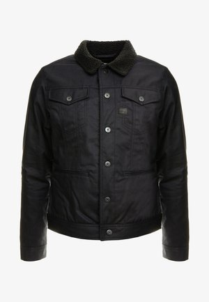 D-STAQ SHERPA SLIM JKT - Jas - 3d raw denim
