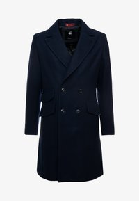 G-Star - DOUBLE BREASTED PALETOT - Classic coat - mazarine blue - 5