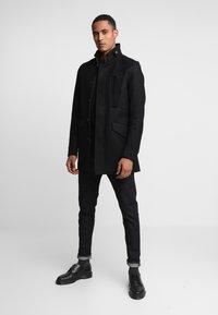G-Star - SCUTAR UTILITY  - Zimní kabát - black - 1