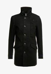 G-Star - SCUTAR UTILITY  - Zimní kabát - black - 4