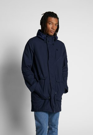 MULTIPOCKET - Parka - mazarine blue