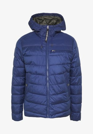ATTACC QUILTED JACKET - Lett jakke - imperial blue