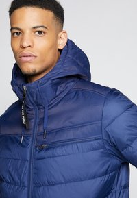 G-Star - ATTACC QUILTED JACKET - Light jacket - imperial blue