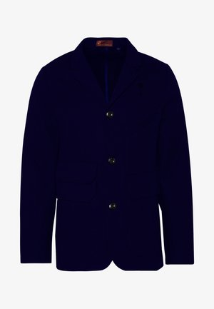 UTILITY 4 BUTTON BLAZER - Marynarka - mazarine blue