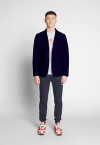 G-Star - UTILITY 4 BUTTON BLAZER - Blazer jacket - mazarine blue - 1