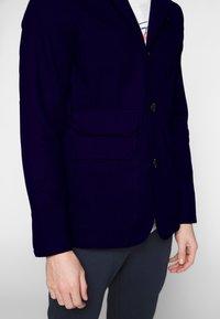 G-Star - UTILITY 4 BUTTON BLAZER - Blazer jacket - mazarine blue - 5