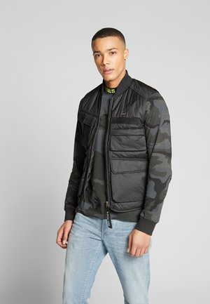 MULTIPOCKET VEST - Veste sans manches - black