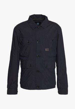 FIELD - Summer jacket - rinsed