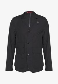 G-Star - UTILITY 4BTTN - Summer jacket - black - 2