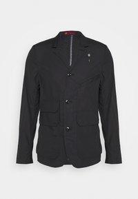 G-Star - UTILITY 4BTTN - Summer jacket - black - 0