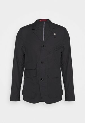 UTILITY 4BTTN - Summer jacket - black