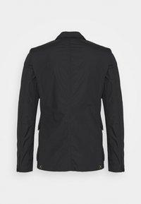 G-Star - UTILITY 4BTTN - Summer jacket - black - 1