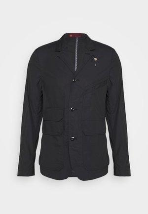 UTILITY 4BTTN - Summer jacket - black