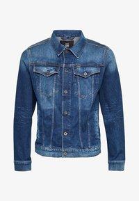 G-Star - 3301 SLIM - Denim jacket - faded stone - 5