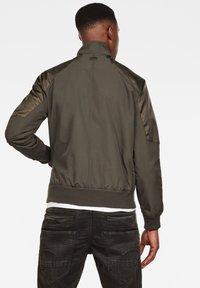 G-Star - MESON TRACK - Light jacket - gray - 1