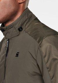 G-Star - MESON TRACK - Light jacket - gray - 3