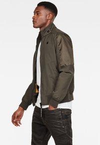 G-Star - MESON TRACK - Light jacket - gray - 2