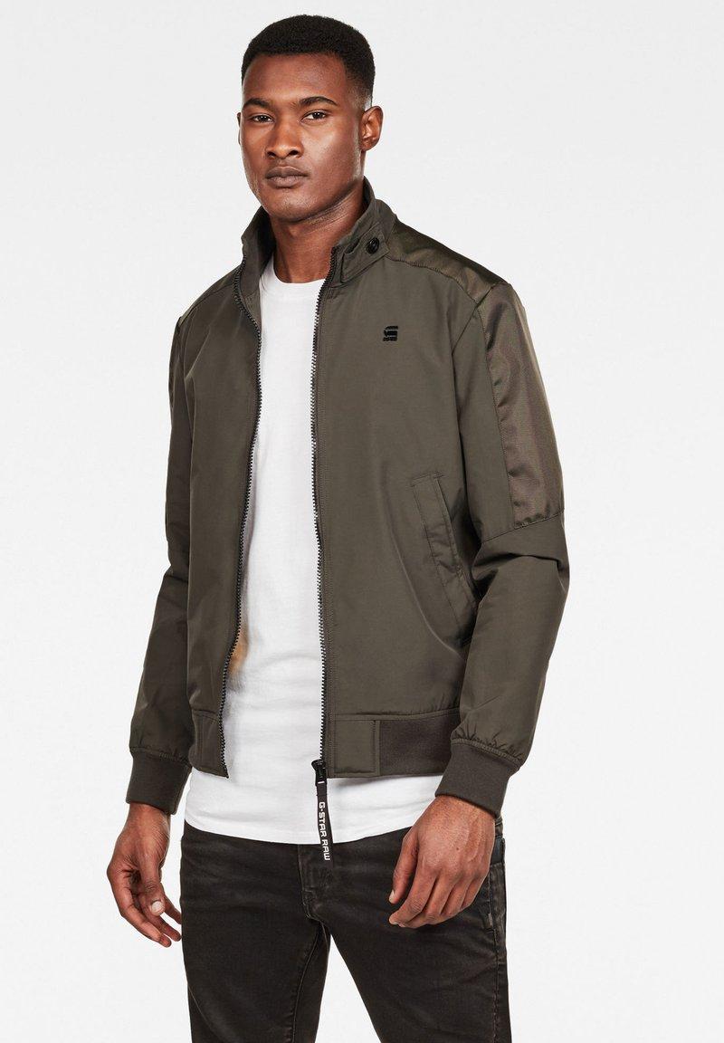 G-Star - MESON TRACK - Light jacket - gray