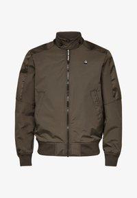 G-Star - MESON TRACK - Light jacket - gray - 4