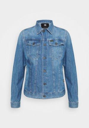 3302 SLIM JKT - Jeansjacke - faded orion blue