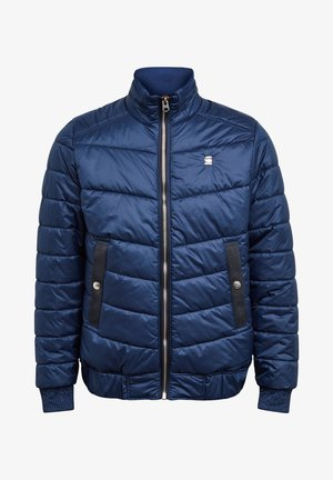 MEEFIC QUILTED - Winterjas - imperial blue