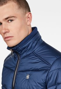 G-Star - MEEFIC QUILTED - Winterjas - imperial blue - 3