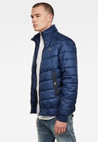 G-Star - MEEFIC QUILTED - Winterjas - imperial blue - 2