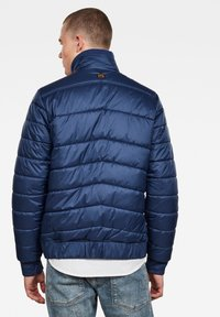 G-Star - MEEFIC QUILTED - Winterjas - imperial blue - 1