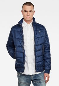 G-Star - MEEFIC QUILTED - Winterjas - imperial blue - 0