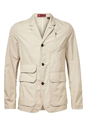 UTILITY 4BTTN - Blazer jacket - khaki