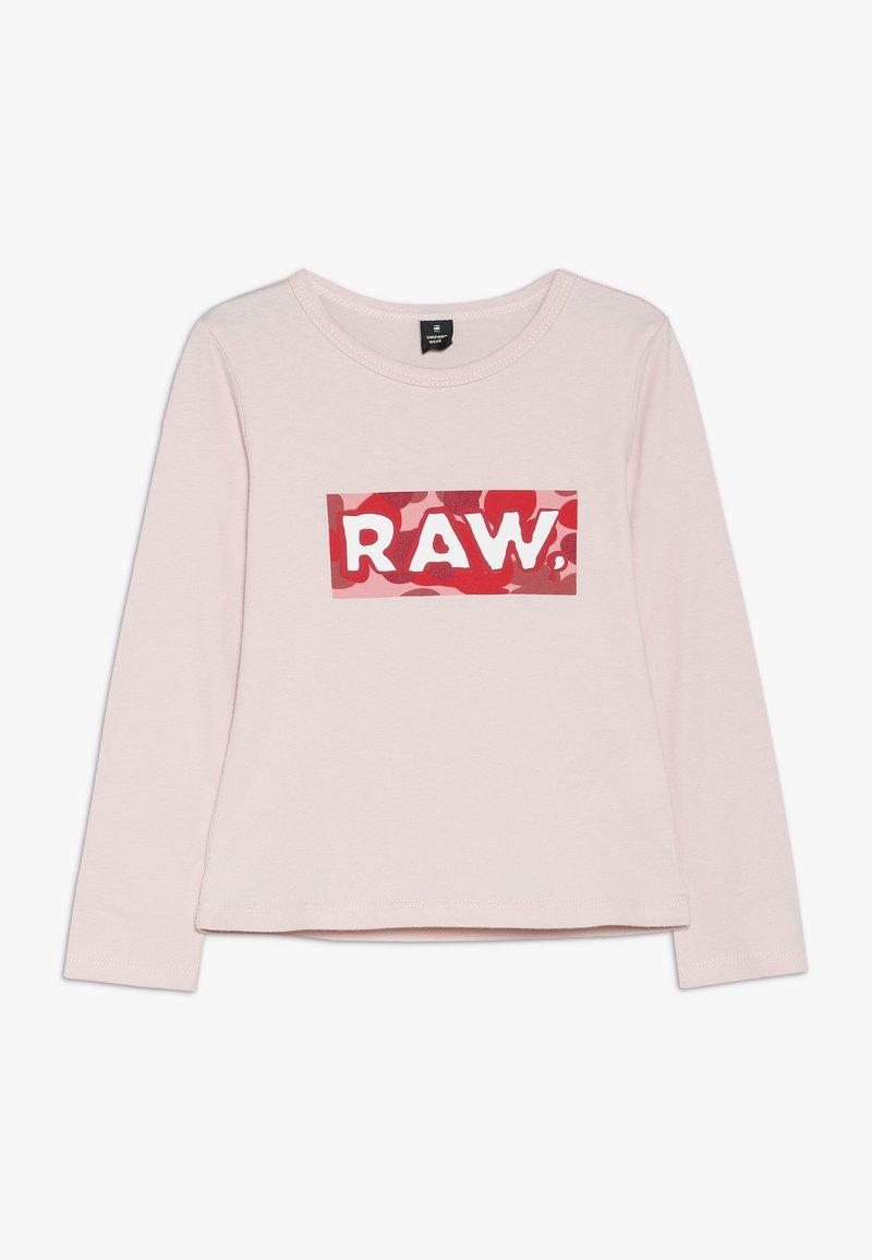 G-Star - TEE - Langærmede T-shirts - mid pink