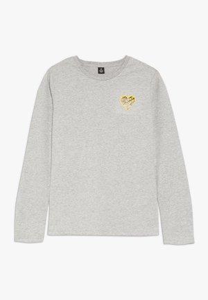 TEE - Long sleeved top - china grey