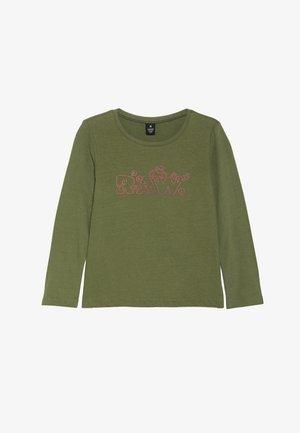 TEE - Maglietta a manica lunga - kaki green