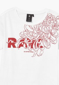 G-Star - T-shirt imprimé - white - 3