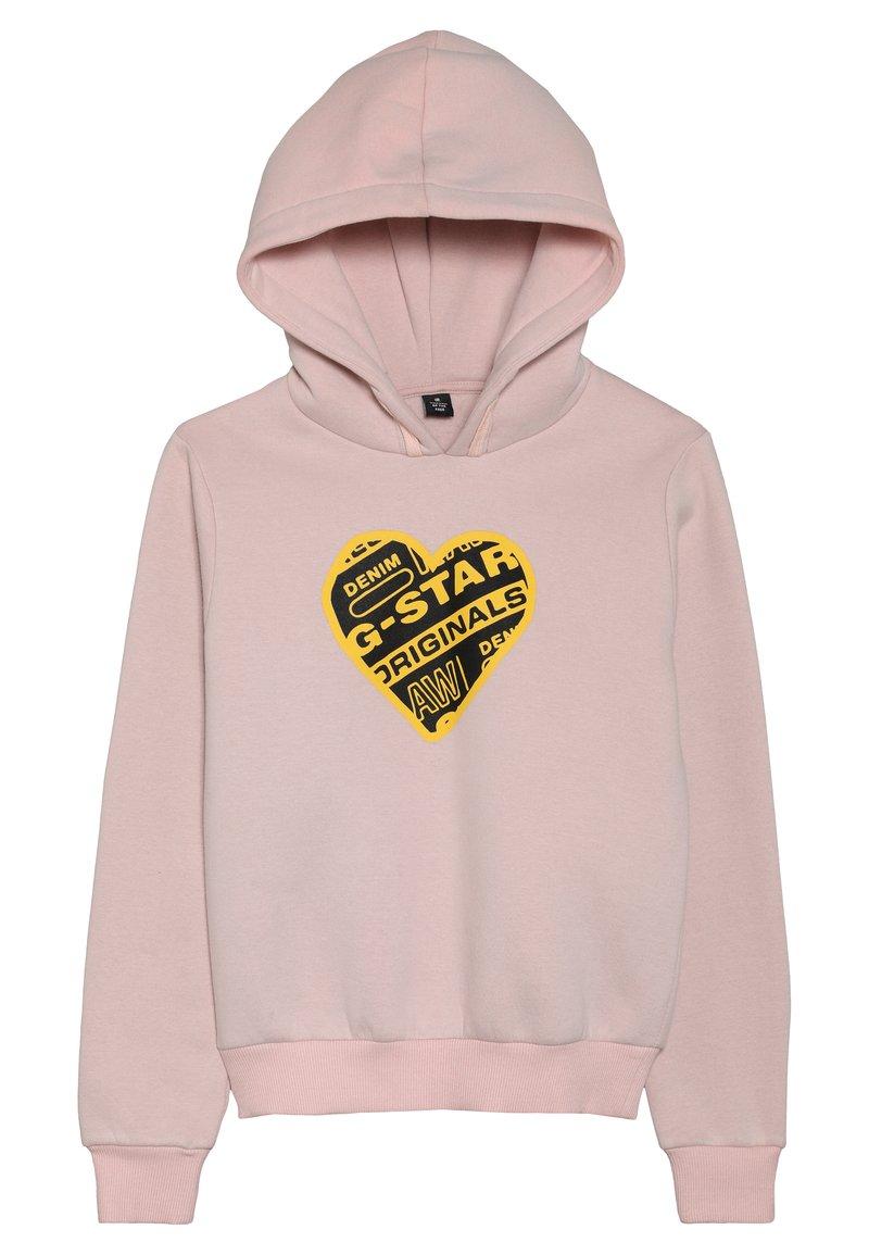G-Star - Hættetrøjer - mid pink