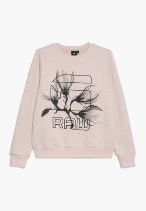 SWEAT - Sweatshirt - mid pink