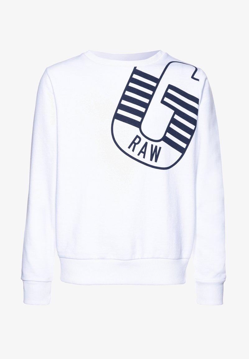 G-Star - Sweatshirt - white