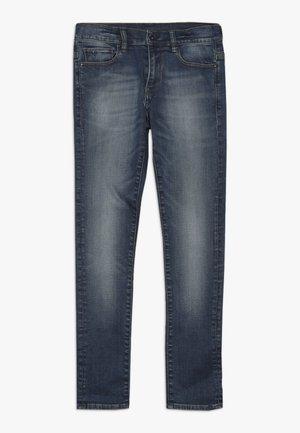 PANT 3301 - Jeans Straight Leg - indigo