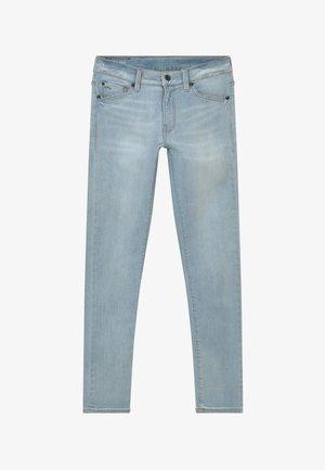 3301 - Jeans Slim Fit - bleached denim