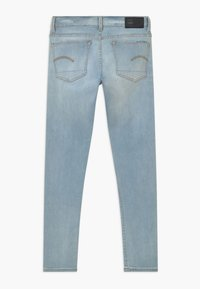 G-Star - 3301 - Slim fit jeans - bleached denim