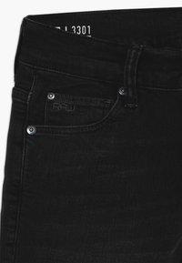 G-Star - 3301 - Jeans Skinny Fit - black ice - 3