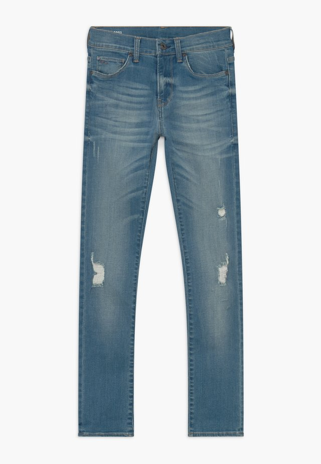 3301 - Džíny Straight Fit - denim